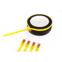 colliers pour collage des pneus