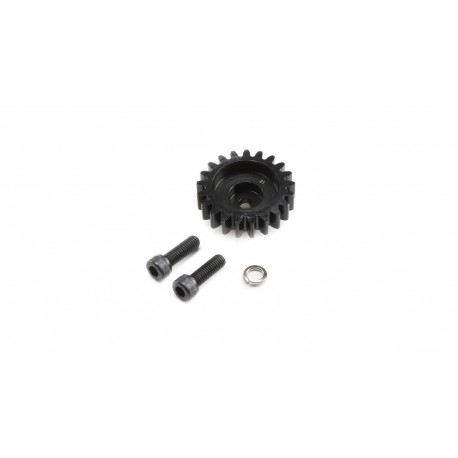 Pinion Gear and Hardware, 21T, 1.5M: 5ive-T 2.0