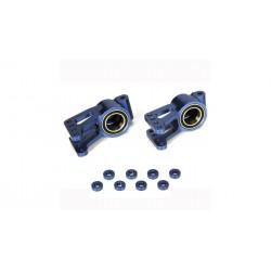 5ive-T -Set de fusées arrière en aluminium (2), bleu