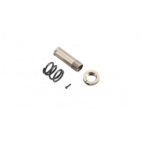 Servo Saver Tube Spring and Adjuster: 5B, 5T, MINI WRC