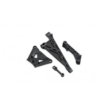 Front and Rear Chassis Brace: 5B