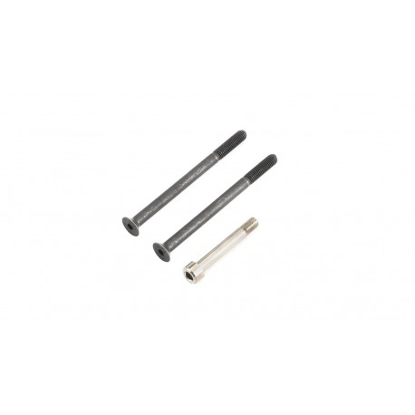 Rear Toe Block and Brace Screws 5B