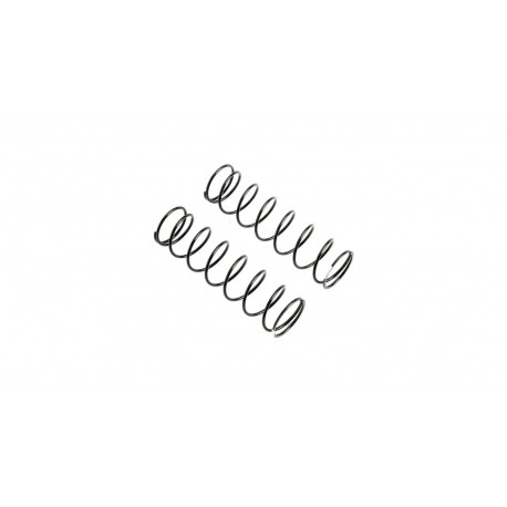 Rear Shock Spring, 6.7 lb Rate, White: 5IVE B