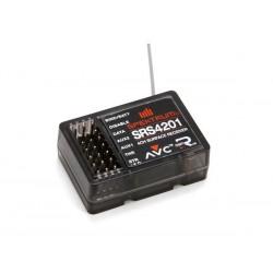 Récepteur Spektrum SRS4201 4 VOIES DSMR AVC