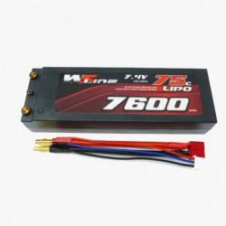 Lipo WSLine 7600 2S 75C