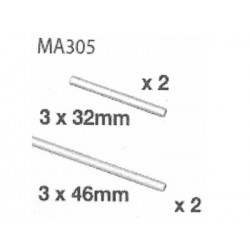 GOUPILLES DE TRIANGLE MA305 AM10SC