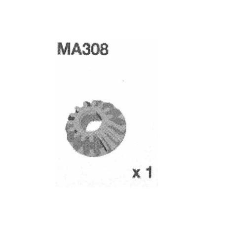 MA308 PIGNON CONIQUE 15 DENTS AM10SC