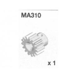 MODULE PIGNON MOTEUR MA310 15 DENTS 0.8 AM10SC