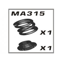 MA315 SERVO SAVER SPRING AM10SC