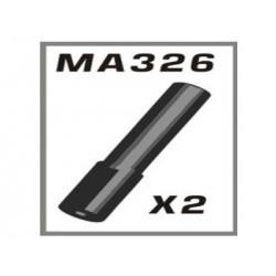 MA326 BOÎTE DE VITESSES À POTEAUX AM10SC