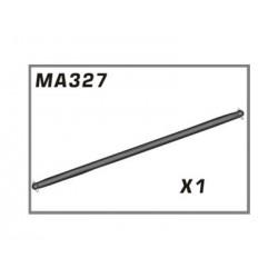 MA327 ARBRE D'ENTRAÎNEMENT INTERMÉDIAIRE ALUMINIUM AM10SC