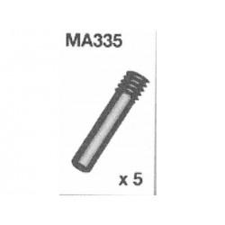 GOUPILLE MA335 AVEC FILETAGE AM10SC