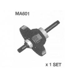 MA601 SET DIFFÉRENTIEL CENTRAL AM10SC