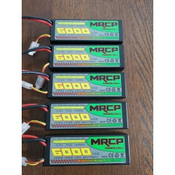Batterie MRCP Power 6000 mah