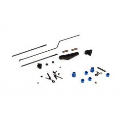 Throttle/Brake Linkage Set: 5IVE-T, MINI WRC