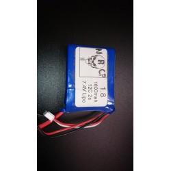 batterie lipo 1600 mah