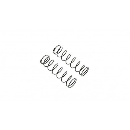 Rear Shock Spring, 5.1 lb Rate, Green: 5IVE B