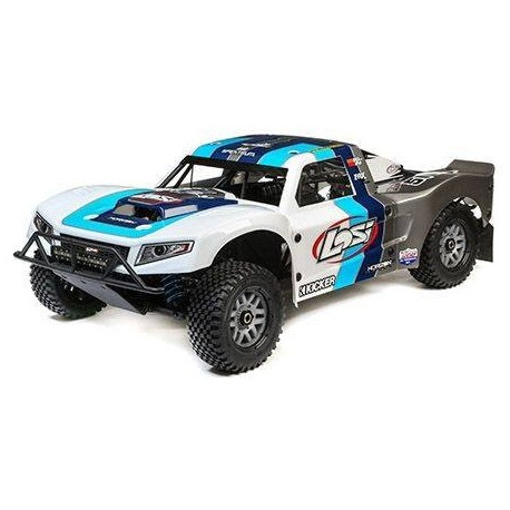 Losi 5ive-T fitted with Zenoah 32cc engine