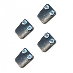 Downstop Steel Inserts 4pcs